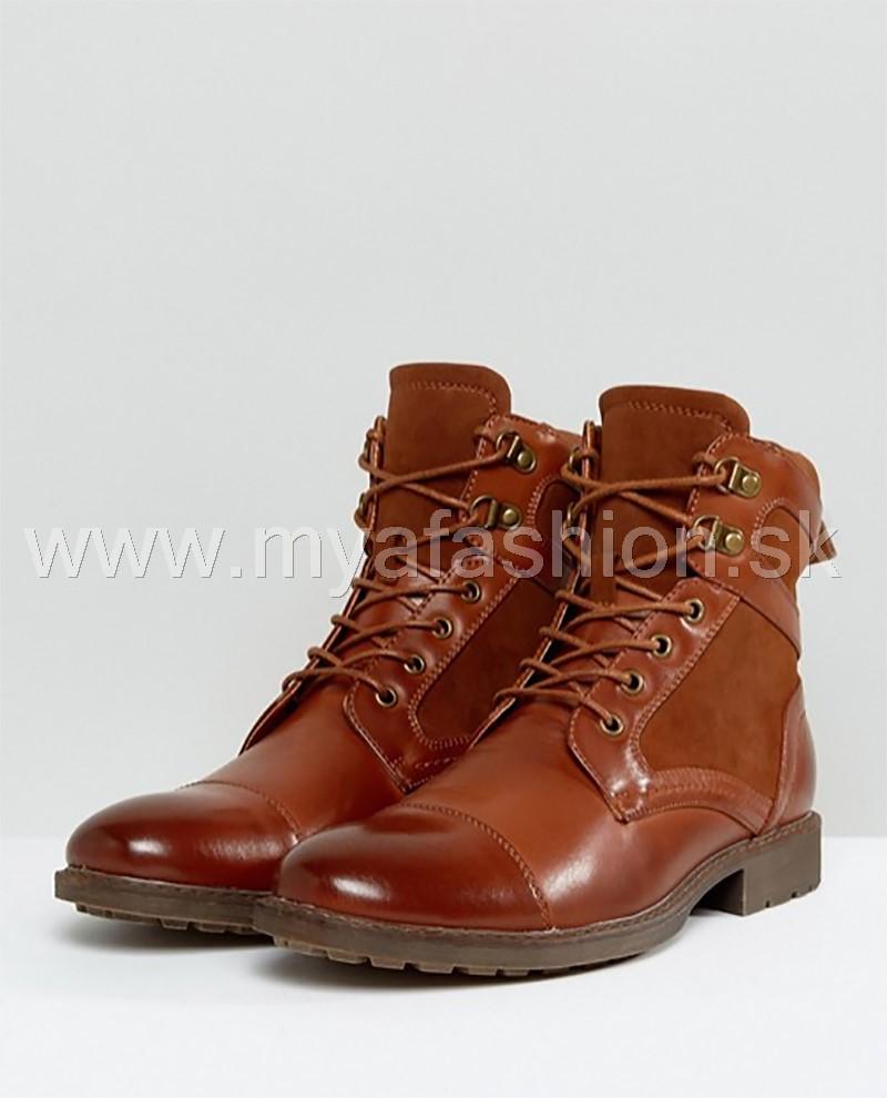 pánske členkové topánky 804611a185