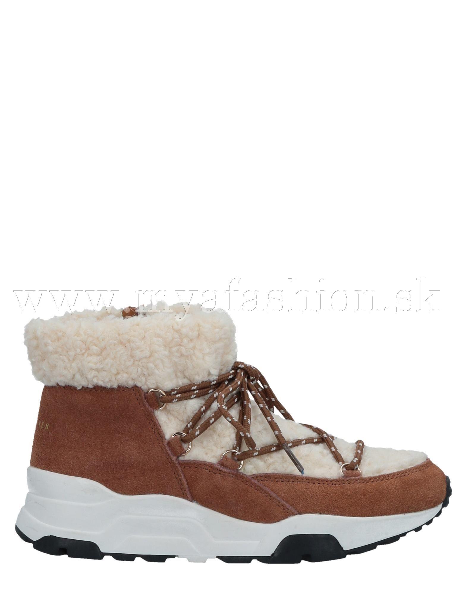 74130ddfaa60 Dámske čižmy - dámske zateplené zimné topánky
