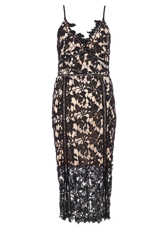 77c3413b3b61 dámske čipkované šaty na ramienka