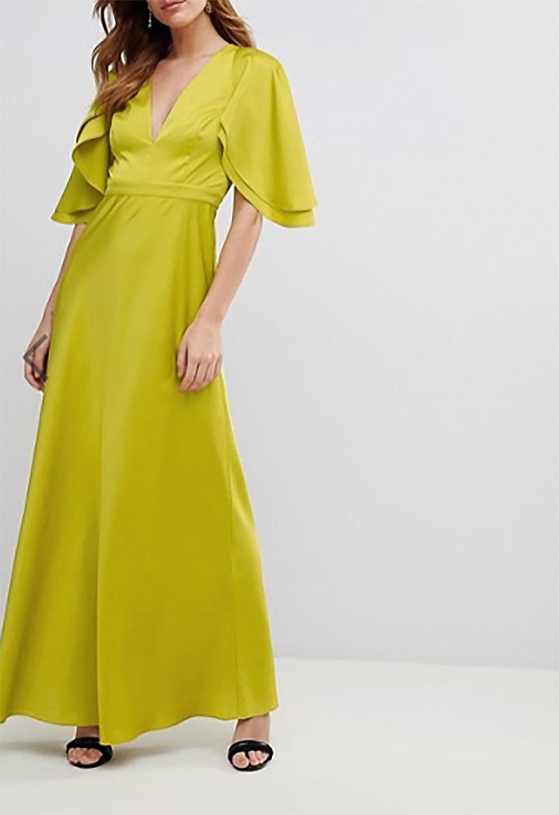 c04ed9fc22e4 dámske zelené dlhé spoločenské šaty
