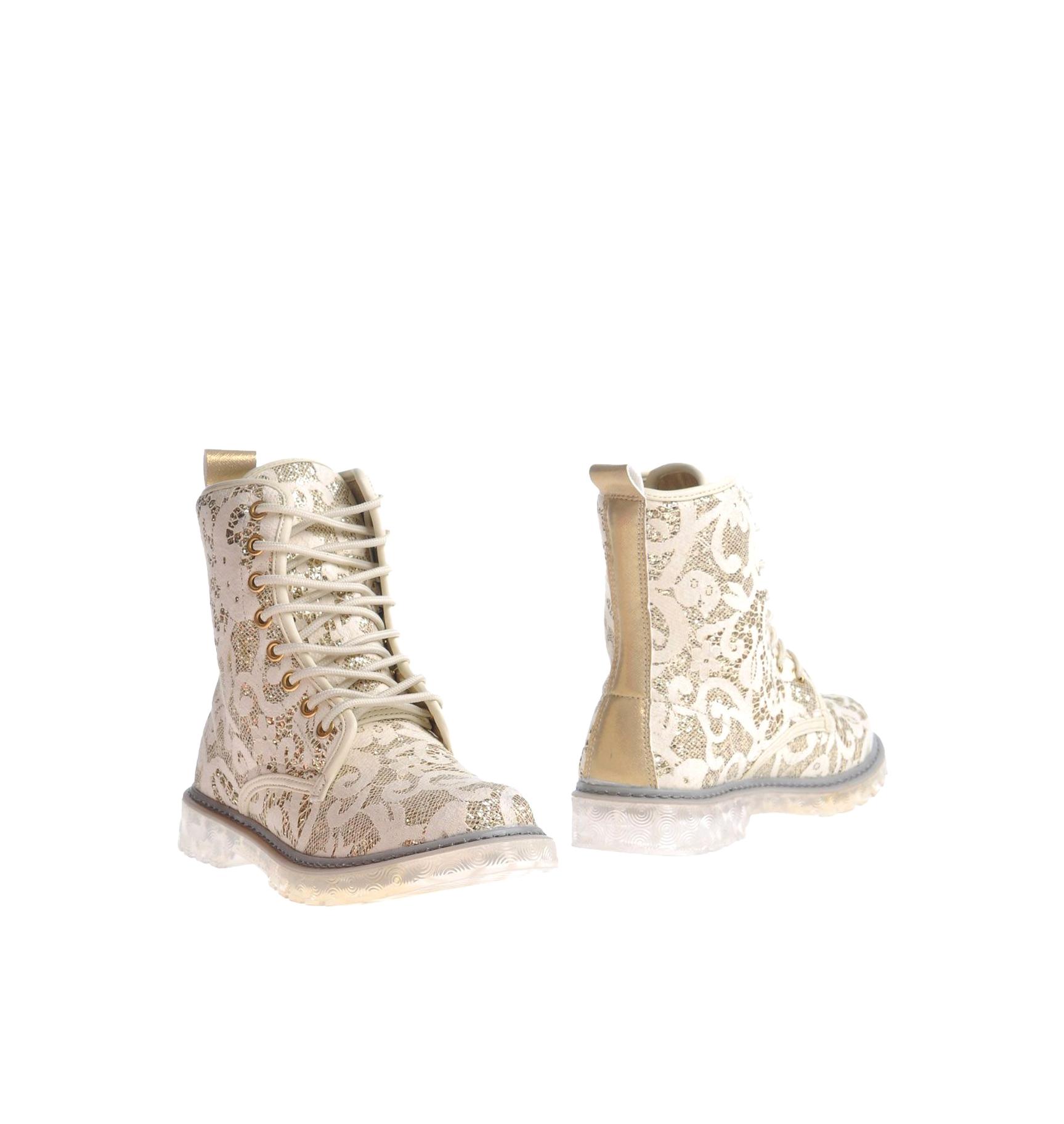 77e8bcabccc1 Dámske topánky - dámske zlato béžové členkové topánky
