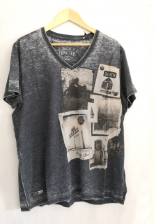 6cc8412faaed pánske tričko CAMP DAVID