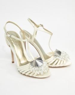 de7c2486c2a6 dámske svadobné sandále