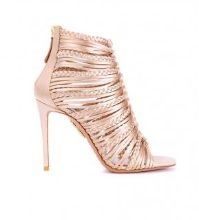 848eee67871f dámske dizajnové sandále champagne