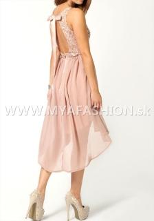 dc9e15901926 dámske šifónové šaty s flitrami